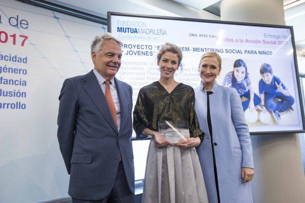 2º premio nacional de Voluntariado Universitario
