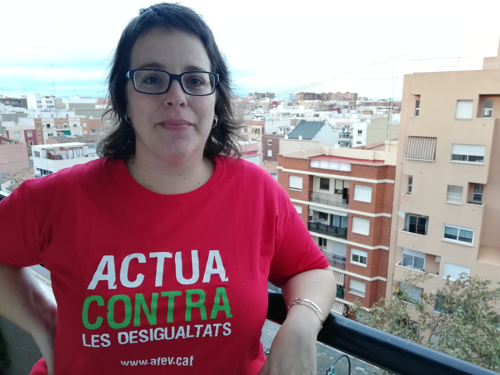 Irene Esteban a València