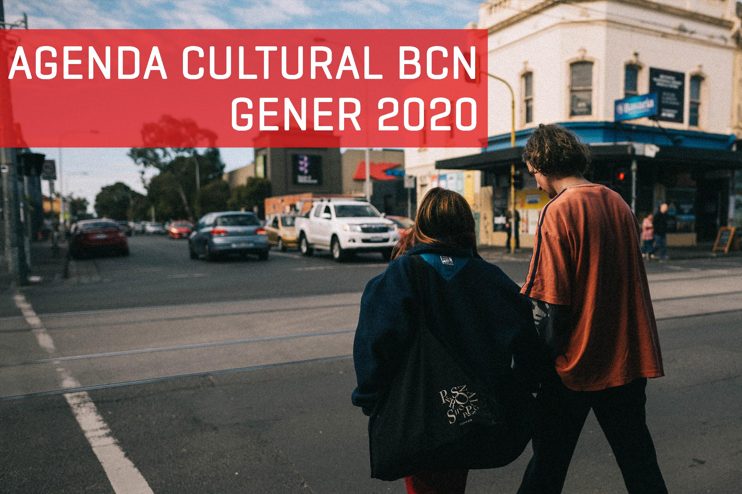Agenda Cultural Gener20