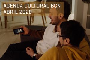Agenda Cultural Abril 2020