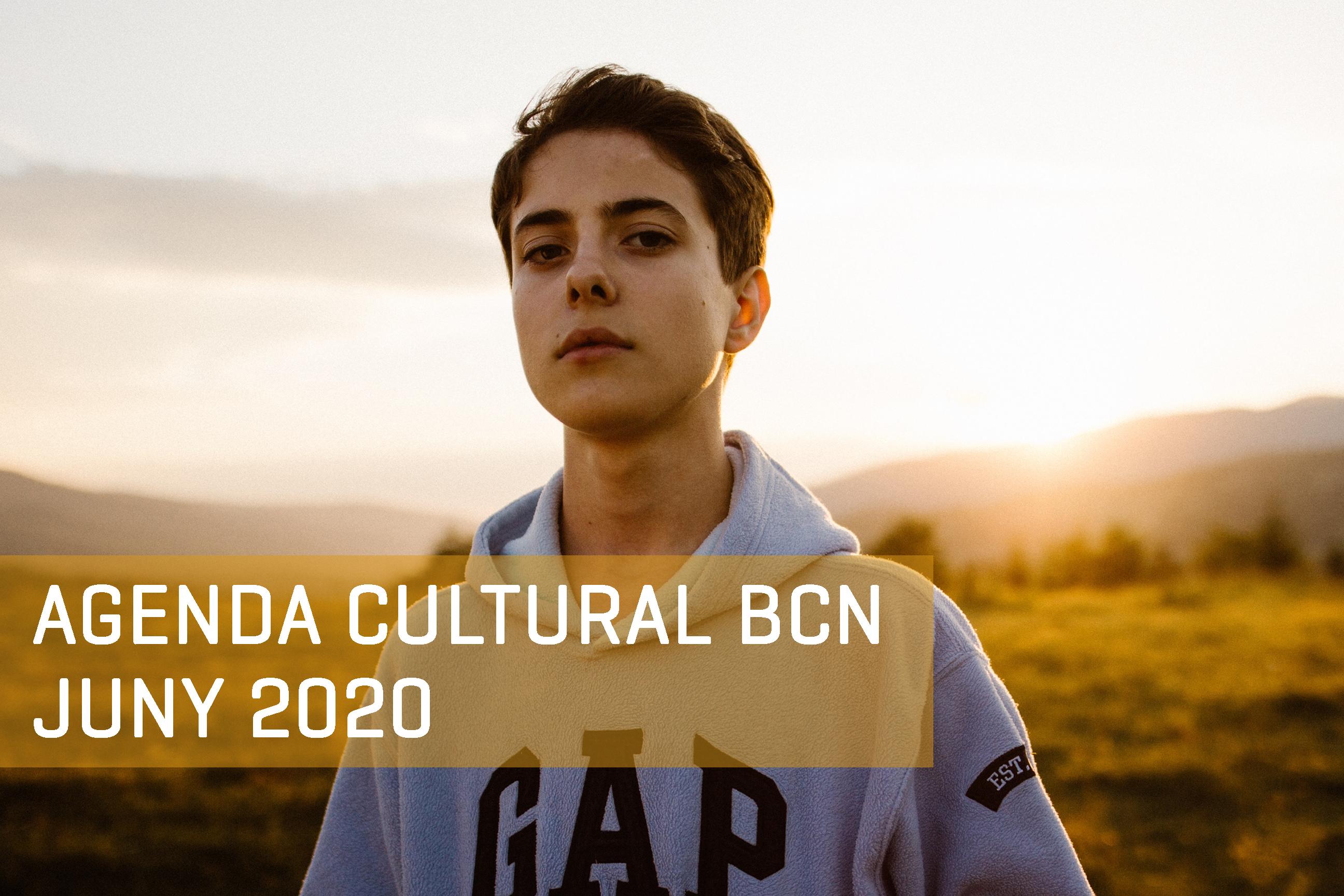 Agenda Cultural Juny 2020